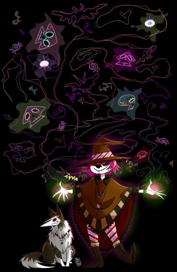 witchsona - digital